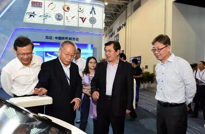 冯正霖出席第12届中国国际航空航天博览会开幕式