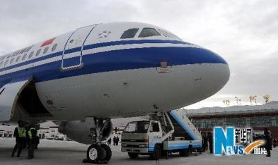 阿里机场验证飞行成功