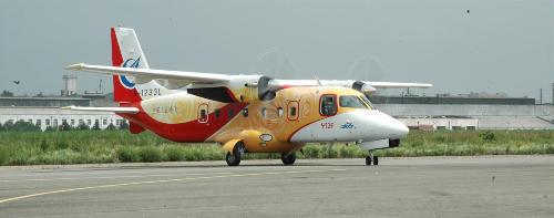 y12f飞机获得美国联邦航空局型号合格证