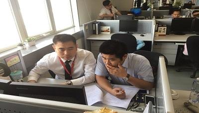 北京局对首都航、中联航开展导航数据库管理专项监察 - 副本.jpg